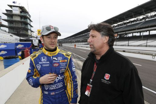 Team Andretti Indy 1