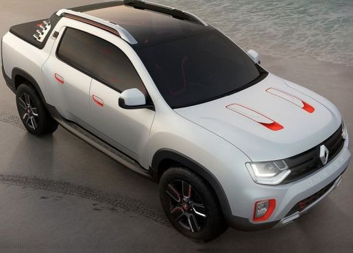 Renault Duster Oroch Concept 2014
