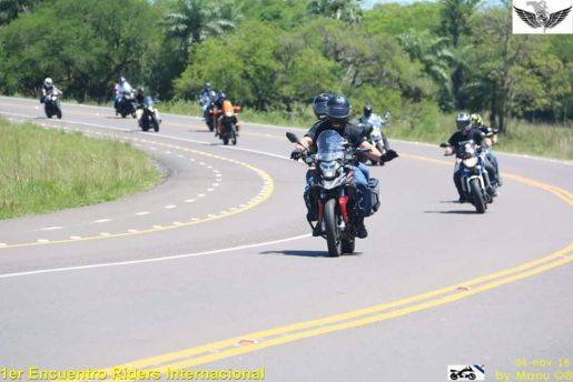 Riders Paraguay 1