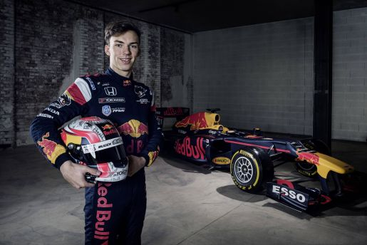 Pierre Gasly 1