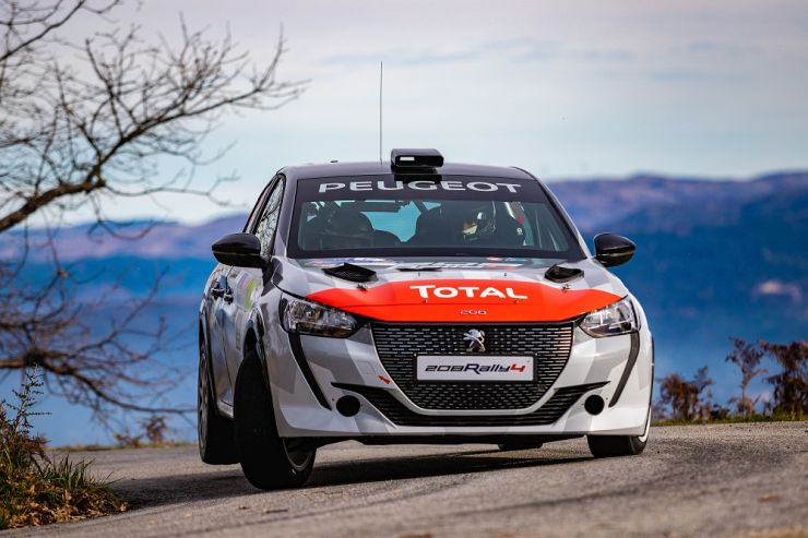 PeugeotRallyCup